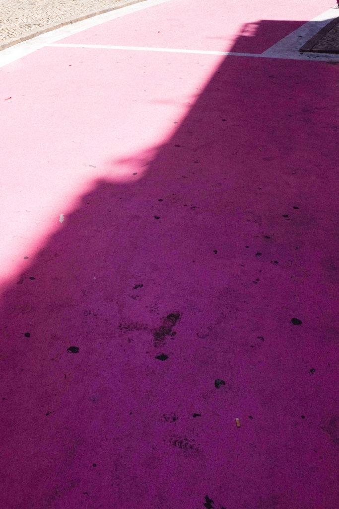 ombre et ligne